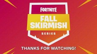 Fortnite Fall Skirmish Grand Finals and Streamvitational - IGN Live