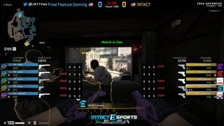Highlight: iNTACT vs Final Feature Gaming (ESEA Advanced)