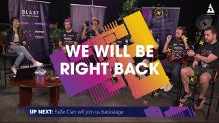 Faze Clan | BLAST Backstage - BLAST Pro Series Miami