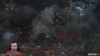 Bloodborne - First Boss Kill!