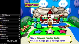 Mario Party 3 speedrun - Story Mode (Normal) || Console PB: 5:44:56