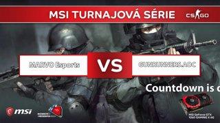 MSI Turnajova Serie - MCR
