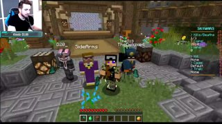 Highlight: MINECRAFT MONDAY - FIRST EVENT DAY! :D