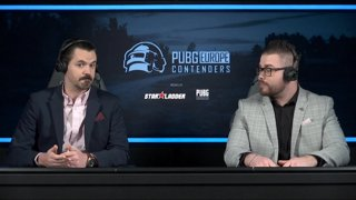 [EN] PEL Contenders — Phase 2 | Group A | Match 21 w/ @TheNameIsToby & @BanksEsports