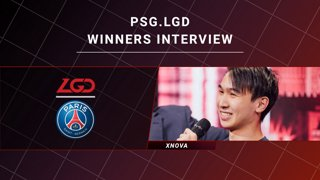 Winners Interview - Mineski vs PSG.LGD - CORSAIR DreamLeague S11 - The Stockholm Major