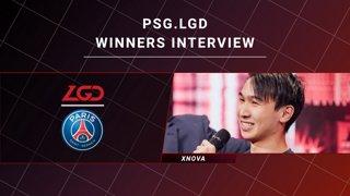 Winners Interview - Mineski vs PSG.LGD - CORSAIR DreamLeague S11 - The Stockholm Major