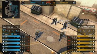 CS:GO - Grayhound vs. ORDER [Overpass] Map 2 - Group B - ESL Pro League Season 9 APAC