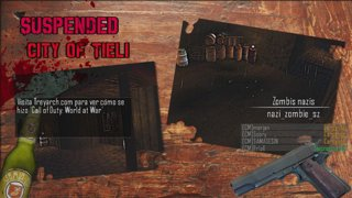 MrPr1or - Custom Map Nazi Zombie Suspended - The City of Tieli - Twitch