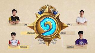 The Hearthies - Hearthstone Grandmasters Season 1