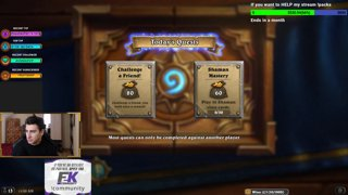 Highlight: [F2K] !packs | TriHard Time! Legend Time! Cool Decks All Day! |  Christian_HS Is Live! ⭐⭐⭐⭐⭐