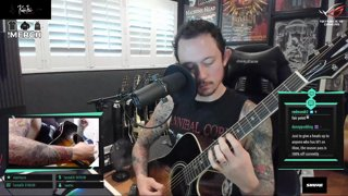 Matt Heafy (Trivium) - Megadeth - Sweating Bullets I Acoustic Cover