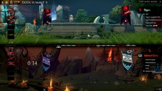 [FIL] Tigers vs Admiral | Game 1 | King's Cup Group Stages