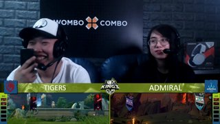 [FIL] Tigers vs Admiral | Game 2 | King's Cup Group Stages