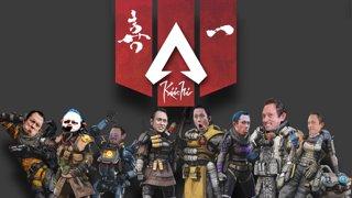 Matt Heafy (Trivium) - Apex Legends Win -