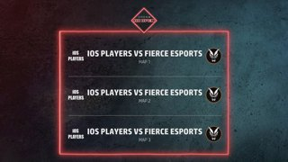 [ENG] OMEN UK OPEN - iOS Players vs Fierce Esports - Casted by @DinkoTV