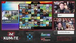 SMASH ULTIMATE TOURNAMENT! Kumite in Tennessee 2019 | Day 2 Singles | !bracket !schedule !sub