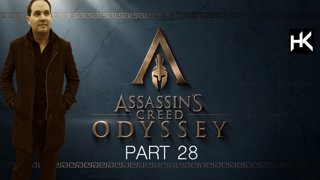 Assassin's Creed Odyssey | Part 28 | Let's Play | Shhhhh