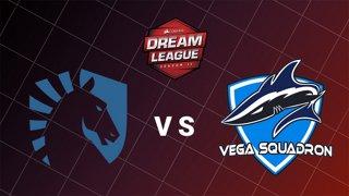 Team Liquid vs Vega Squadron - Game 2 - MAJOR Qualifiers - CORSAIR DreamLeague Season 11