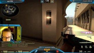 CS:GO - zonixx ACE with Aimlock