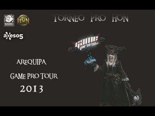 видео: [Torneo] Pro Hon - Arequipa Game Pro Tour 2013