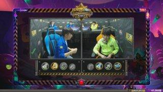 [인벤] HTCK S2  4강 1경기 Darkhorse vs Overload