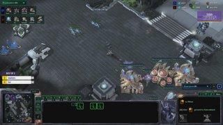 Twitch Rivals Starcraft II Showdown