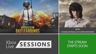 Xbox Live Sessions with Chandler Riggs & PLAYERUNKNOWN
