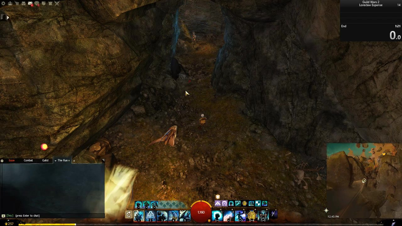 Guild Wars 2 - Loreclaw Expanse: Restricted in 1m 18s 480ms by ...