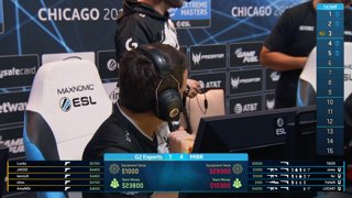 CS:GO - MIBR vs. G2 [Dust2] Map 2 - Group A - IEM Chicago 2019