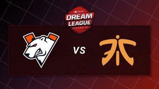 Virtus Pro vs Fnatic - Game 1 - Playoffs - CORSAIR DreamLeague S11 - The Stockholm Major