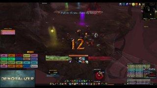 <Dethroned> Mythic Elerethe kill