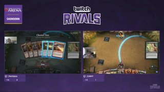 Twitch Rivals: Magic: The Gathering Arena Showdown