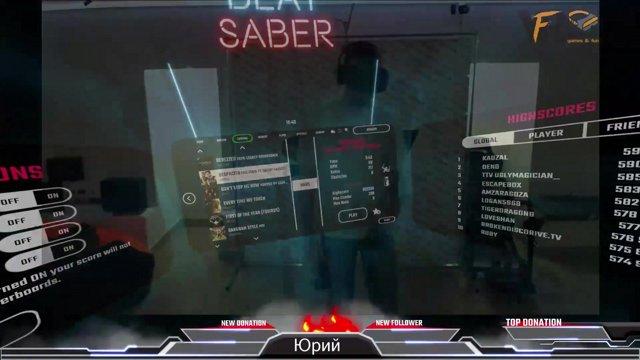 Beat Saber - Luis Fonsi - Despacito (LVL- Expert) Vfr-games
