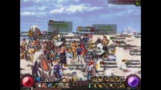 Shintsufurujin Dungeon Fighter Online Male Wildcat Verderia