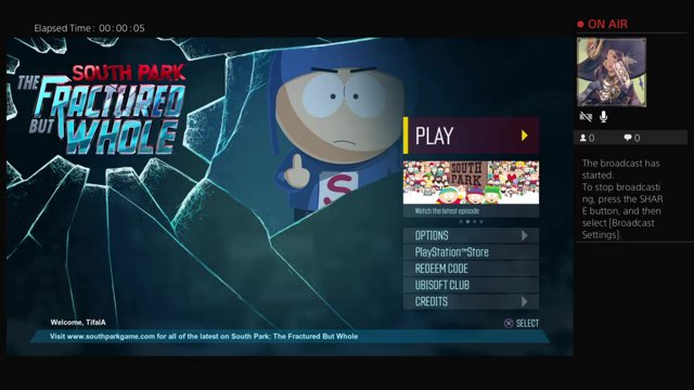 Tifa Plays South Park Mastermind Run Part 4