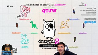Drawful 2 w/ Special Guest NyxRose Game 2 062619
