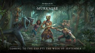 Bethesda Gameplay Day | The Elder Scrolls Online: Murkmire
