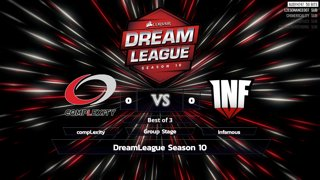 Full: [LIVE-THAI] 🏆 DreamLeague Season 10 - Group Stage - 29/10/18 - Cyberclasher
