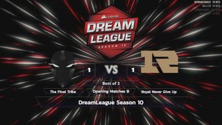 [LIVE-THAI] 🏆 DreamLeague Season 10 -  Group Stage - 29/10/18 - Cyberclasher