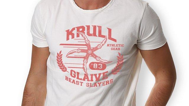 Krull Glaive Gym Shirt Graphic