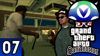 [Vinesauce] Joel - GTA San Andreas ( Part 7 )