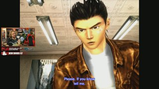 SHENMUE Continues/Concludes Tonight?! TrashyStreamImSorry (Mon 8-27)