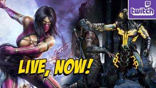 MK LEGACY - The Final Games - MK9 & MKX!? (4-19)