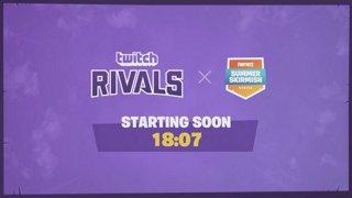 Twitch Rivals Presents Fortnite Summer Skirmish (Day 2)
