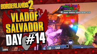 Vladof Allegiance Salvador | Day #14
