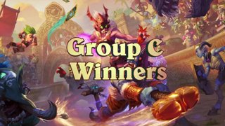 2019 HCT Winter Championship Day 2 - Group C - Winners Match - Ike vs Definition