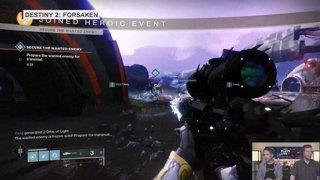 Destiny 2: Forsaken - Campaign Gameplay Livestream - IGN Plays Live
