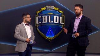 CBLoL 2019 - 1ª Etapa - Destaque da partida entre PRG vs KBM (Primeiro Turno)