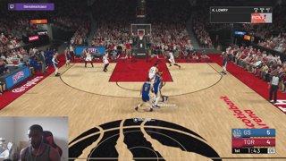 Twitch Rivals: NBA 2K19 Showdown