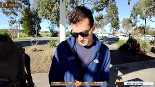 Highlight: Hitchhiking Australia Day 3 - Location: Longwarry, VIC